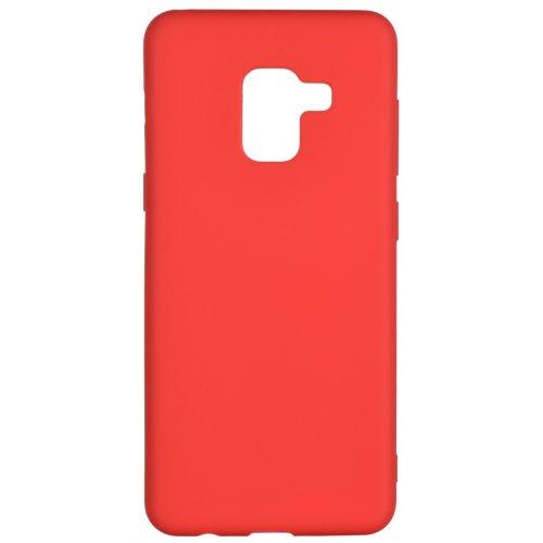 Чехлы, 2E Basic для Samsung Galaxy A8 2018 (A530) Soft touch (2E-G-A8-18-NKST-RD) Red  - купить со скидкой