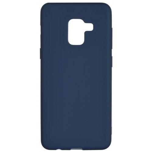 Купить Чехлы, 2E Basic для Samsung Galaxy A8 2018 (A530) Soft touch (2E-G-A8-18-NKST-NV) Navy