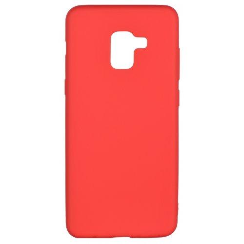 Купить Чехлы, 2E Basic для Samsung Galaxy A8+ 2018 (A730) Soft touch (2E-G-A8P-18-NKST-RD) Red