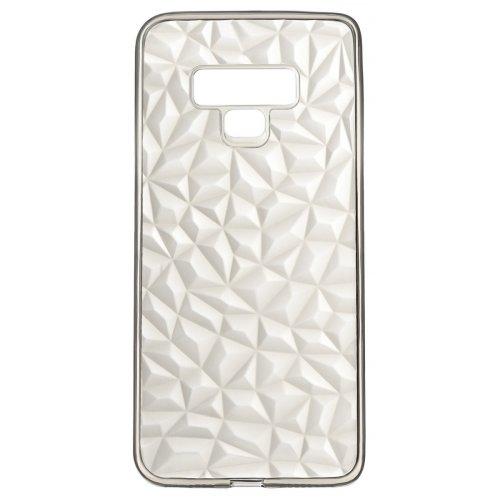 Купить Чехлы, 2E Basic для Samsung Galaxy Note 9 Diamond (2E-G-N9-AOD-TR/BK) Transparent/Black