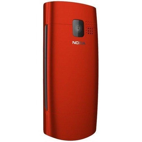 Фото Мобильный телефон Nokia X2-01 Red