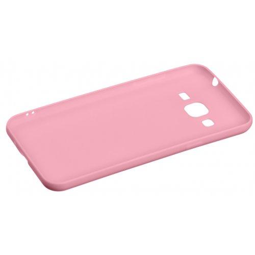Фото Чехол 2E Basic для Samsung Galaxy J3 2016 (J320) Soft touch (2E-G-J3-16-NKST-PK) Pink