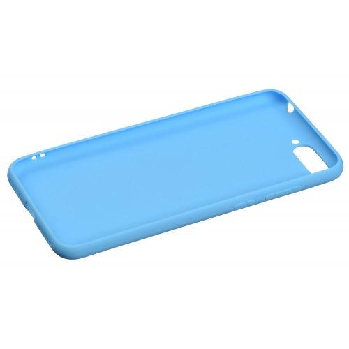 Фото Чехол 2E Basic для Huawei Y6 2018 Soft touch (2E-H-Y6-18-NKST-BL) Blue