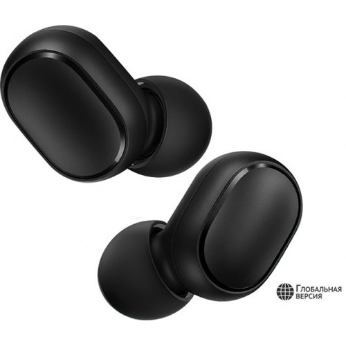 Фото Наушники Xiaomi Mi True Wireless Earbuds Basic Black