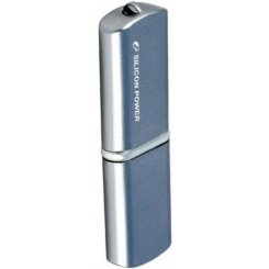 Фото Накопитель Silicon Power LuxMini 720 16GB Blue