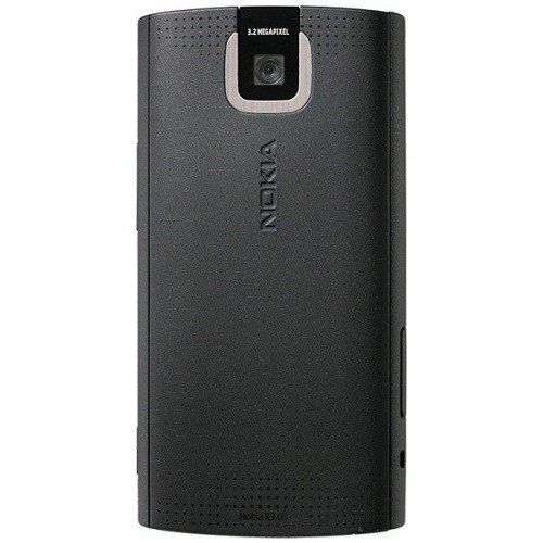 Фото Мобильный телефон Nokia X3-00 Black Red