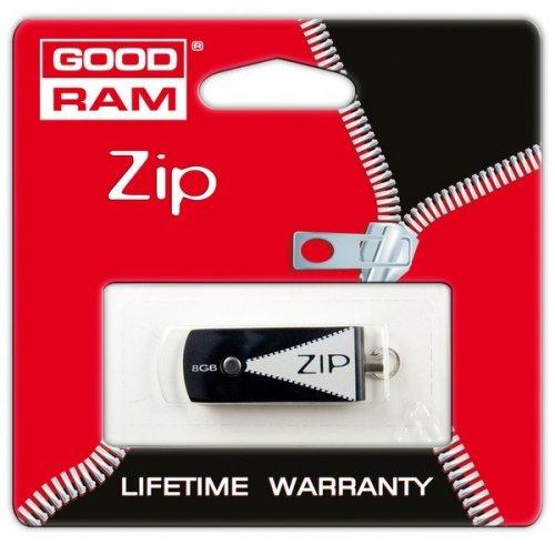 Фото Накопитель GoodRAM Fresh Zip Retail 9 4GB