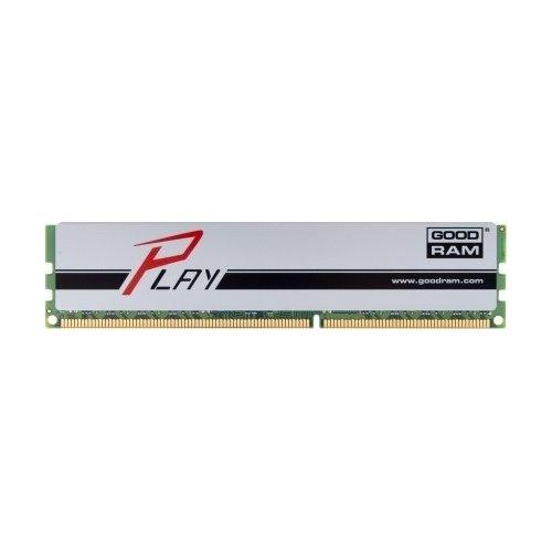 Фото ОЗУ GoodRAM DDR3 8GB 1600Mhz Play Silver (GYS1600D364L10/8G)