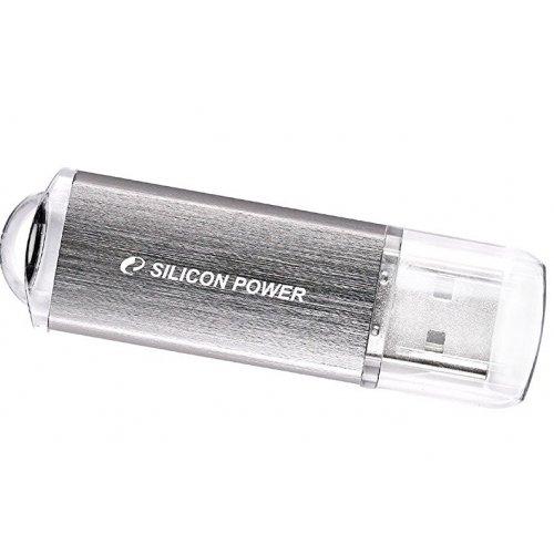 Фото Накопитель Silicon Power Ultima II I-series 8GB Silver (SP008GBUF2M01V1S)