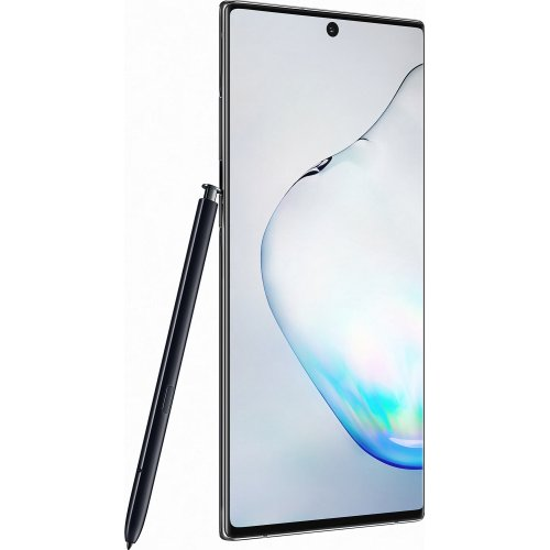 Фото Мобильный телефон Samsung Galaxy Note 10+ N975F 12/256GB (SM-N975FZKDSEK) Aura Black