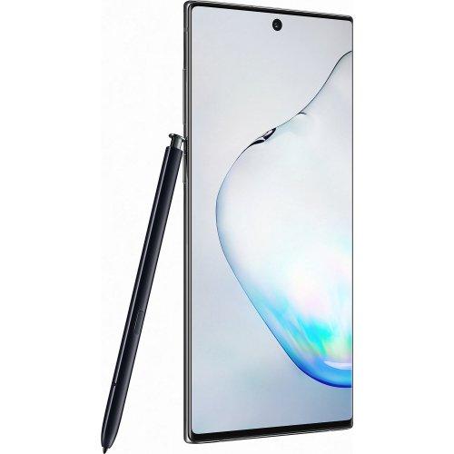 Фото Мобильный телефон Samsung Galaxy Note 10 N970F 8/256GB (SM-N970FZKDSEK) Aura Black