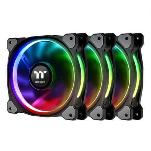 Купить Системы охлаждения, Thermaltake Riing Plus 12 RGB Radiator Fan TT Premium Edition (3-Fan Pack) (CL-F053-PL12SW-A)