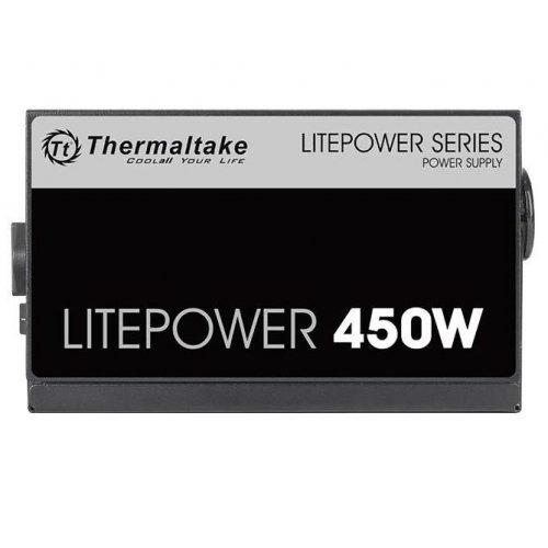 Фото Thermaltake Litepower 450W (PS-LTP-0450NPCNEU-2)