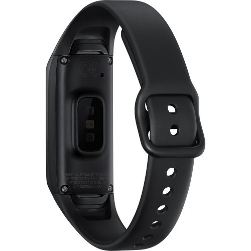 Фото Фитнес-браслет Samsung Galaxy Fit R370 (SM-R370NZKASEK) Black