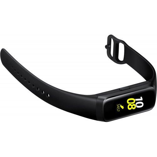 Фото Фитнес-браслет Samsung Galaxy Fit R370 (SM-R370NZKASEK) Black