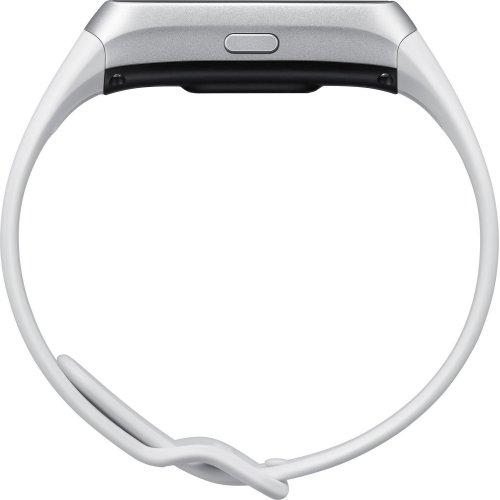Фото Фитнес-браслет Samsung Galaxy Fit R370 (SM-R370NZSASEK) Silver/White