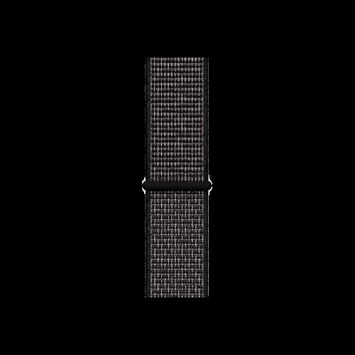 Фото Ремешок Apple Nike Sport Loop 44mm (MV7L2) Black