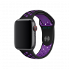 Фото Apple Nike Sport Band 44mm (MV862) Black/Hyper Grape