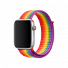 Фото Ремешок Apple Sport Loop 44mm (MV9T2) Pride Edition