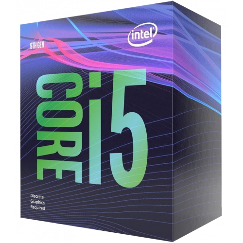 Фото Intel Core i5-9500F 3.0(4.4)GHz 9MB s1151 Box (BX80684I59500F)