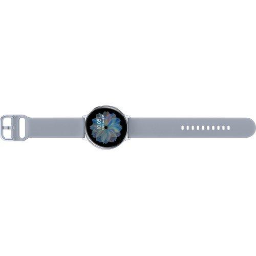 Фото Умные часы Samsung Galaxy Watch Active 2 44 mm Aluminium (SM-R820NZSASEK) Silver