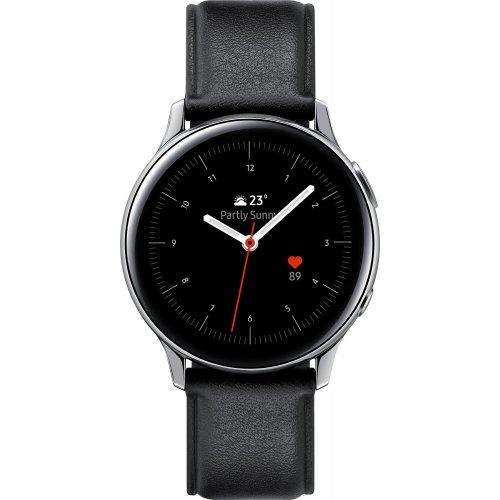Фото Умные часы Samsung Galaxy Watch Active 2 40 mm Stainless steel (SM-R830NSSASEK) Silver