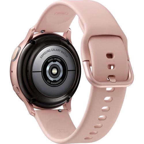 Фото Умные часы Samsung Galaxy Watch Active 2 40 mm Aluminium (SM-R830NZDASEK) Gold