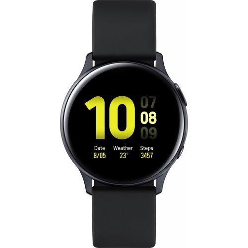 Фото Умные часы Samsung Galaxy Watch Active 2 40 mm Aluminium (SM-R830NZKASEK) Black