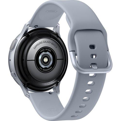 Фото Умные часы Samsung Galaxy Watch Active 2 40 mm Aluminium (SM-R830NZSASEK) Silver