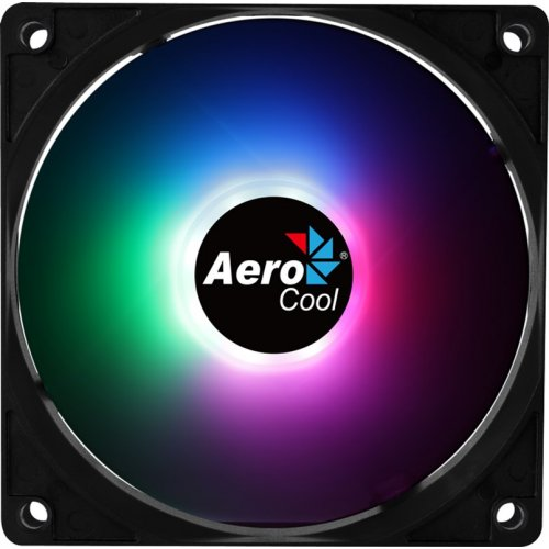 Фото Кулер для корпуса Aerocool Frost 12 PWM FRGB