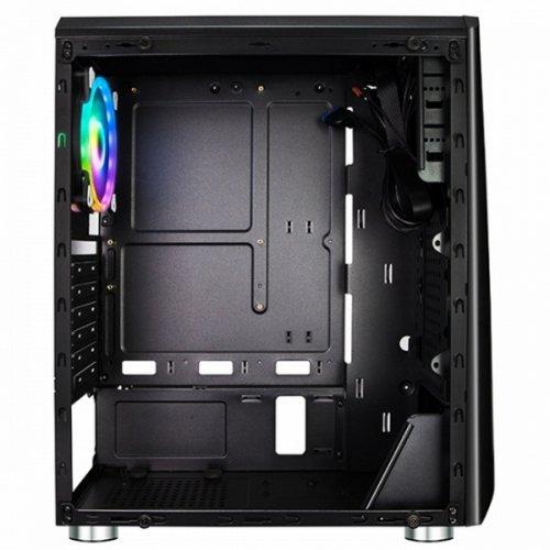 Фото Xigmatek Eden III Rainbow LED без БП (EN41657) Black