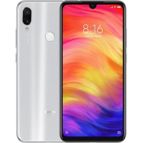 Фото Смартфон Xiaomi Redmi Note 7 4/64GB Moonlight White