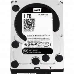 Фото Жесткий диск Western Digital Black 1TB 64MB 3.5