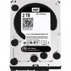 Фото Жесткий диск Western Digital Black 2TB 64MB 3.5