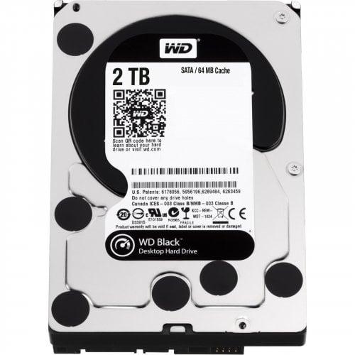 "Фото Жорсткий диск Western Digital Black 2TB 64MB 3.5"" (WD2003FZEX)"