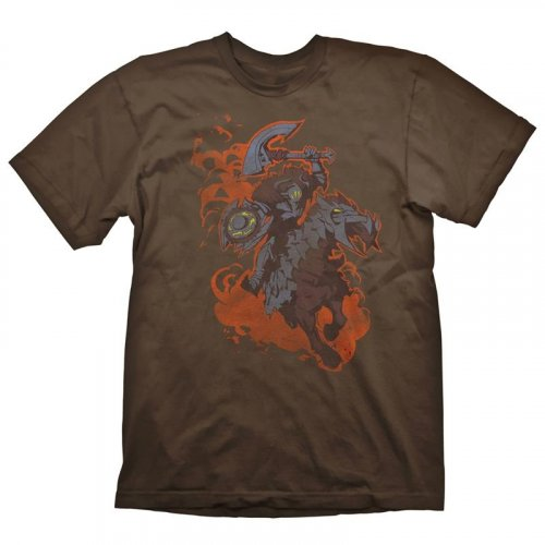 Фото Футболка GAYA DOTA 2 Chaos Knight T-Shirt S & Bonus Code (GE1671S) Brown