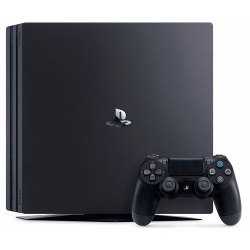 Фото Sony PlayStation 4 Pro 1TB Fortnite (9941507) Black