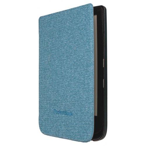 Фото Чехол PocketBook Shell для PB616/PB627/PB632 (WPUC-627-S-BG) Bluish Grey