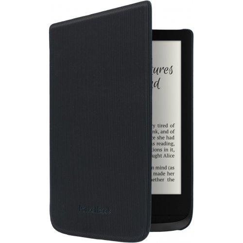 Фото Чехол PocketBook Shell для Touch HD 3 PB632 (HPUC-632-B-S) Black Stripes