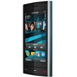 Фото Мобильный телефон Nokia X6-00 8GB Azure