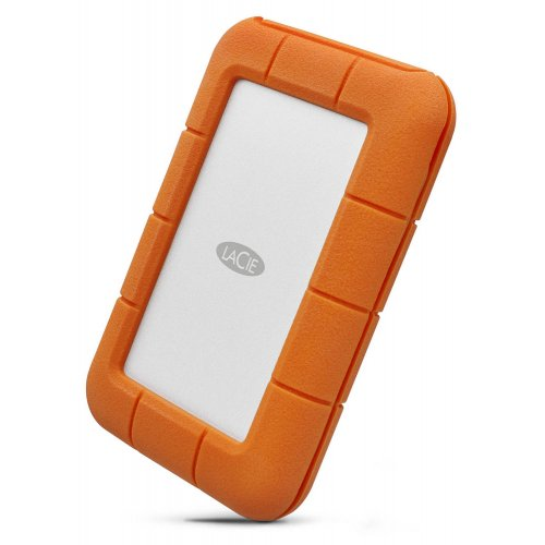 Фото Внешний HDD LaCie Rugged Thunderbolt USB-C 4TB (STFS4000800) Orange