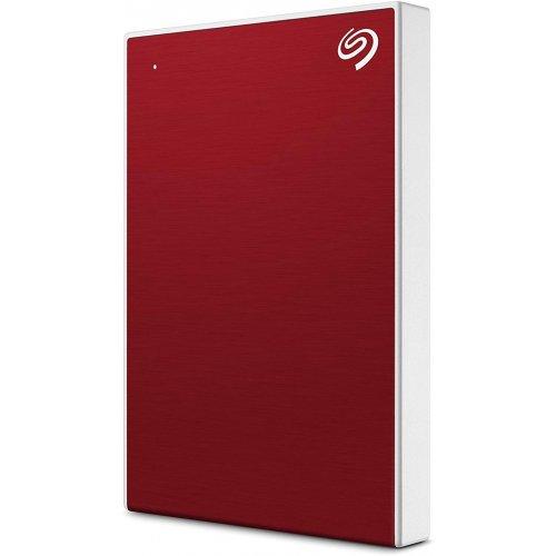 Фото Внешний HDD Seagate Backup Plus Slim 2TB (STHN2000403) Red