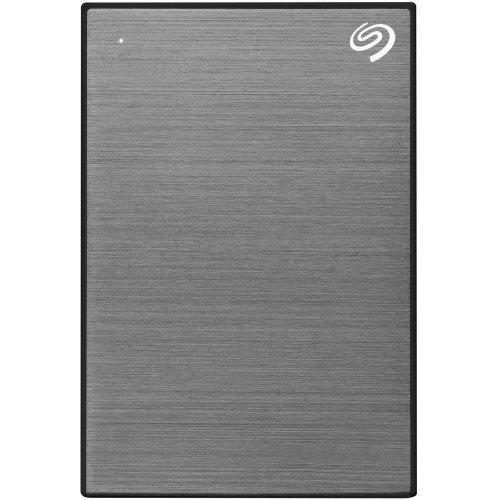 Фото Внешний HDD Seagate Backup Plus Slim 2TB (STHN2000406) Space Gray