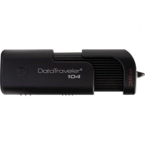 Фото Накопитель Kingston DataTraveller 104 32GB USB 2.0 (DT104/32GB)
