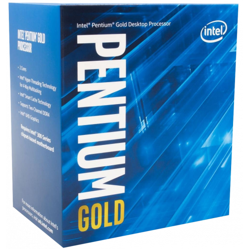 Фото Процессор Intel Pentium Gold G5420 3.8(4)GHz s1151 Box (BX80684G5420)