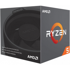 AMD Ryzen 5 1600 3.2(3.6)GHz sAM4 Box (YD1600BBAFBOX)