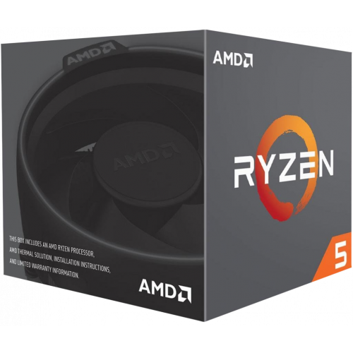 Фото AMD Ryzen 5 1600 3.2(3.6)GHz sAM4 Box (YD1600BBAFBOX)