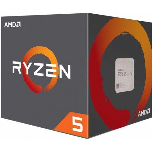 Фото Процесор AMD Ryzen 5 1600 3.2(3.6)GHz sAM4 Box (YD1600BBAFBOX)