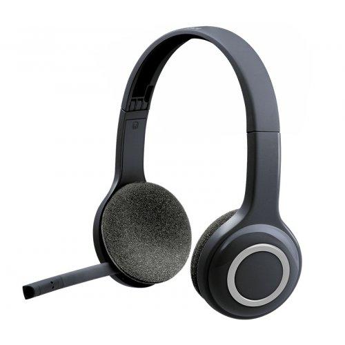 Фото Наушники Logitech H600 Wireless Headset (981-000342)