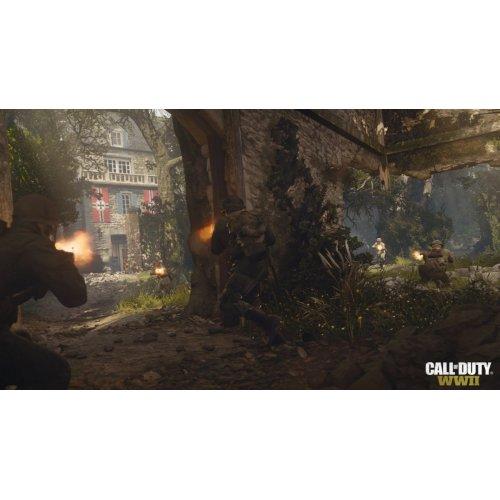 Фото Гра Call of Duty: WWII (PS4) Blu-ray (88108RU)